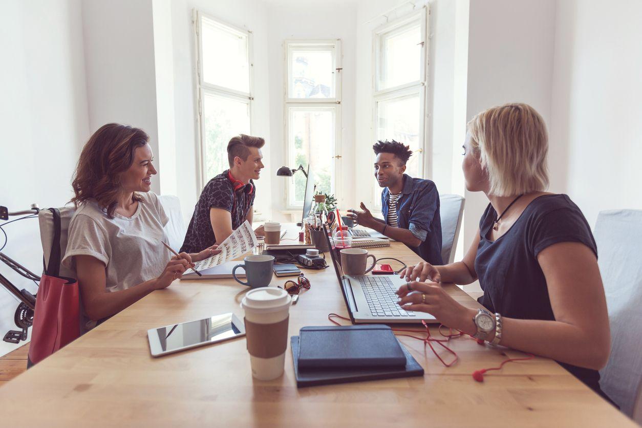 La collaboration en entreprise